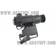 PO 3.5x21p Scope calibrated for 7.62x39mm AK-103/AKM