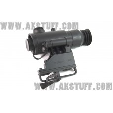 PO 3.5x21p Scope calibrated for 5.45x39mm AK-74