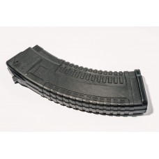 PufGun AK magazine 7.62x39 30rd BLACK G2M (with steel reinforced front and back teeth)