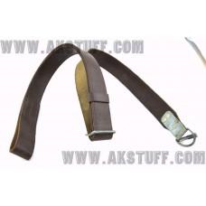 Original Soviet 1950s AK-47 ALL LEATHER  sling MEGA rare
