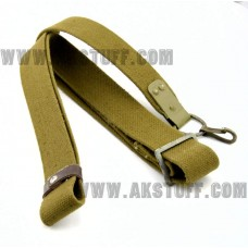 AK sling 1 buckle (painted) for SKS AKM AK-74 1970s