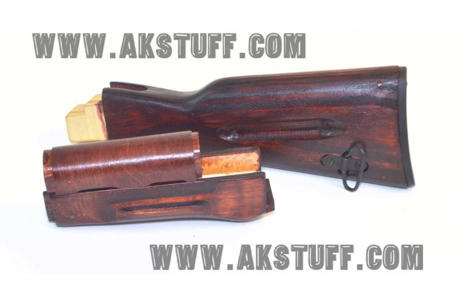 Tula Cherry AK-74 Stock set by Siberian Customs