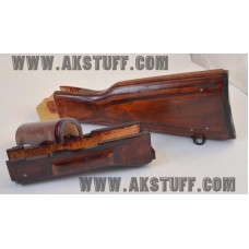 Izhmash Red AKM Stock set by Siberian Customs (Made in USA)