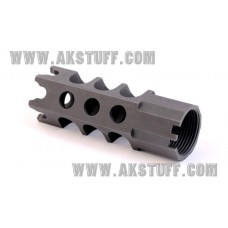 DTK-1 advanced muzzle brake for AK platform
