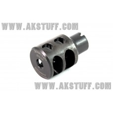 DTK-2L advanced muzzle brake for AK platform