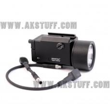 Klesch 2D Tactical Flashlight
