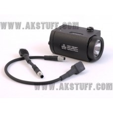 Klesch-2P Tactical Flashlight for AK