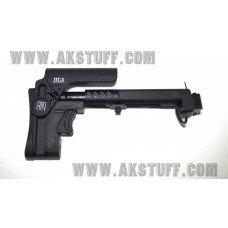 PT-3 side folding stock by ZenitCo (4.5mm hinge)
