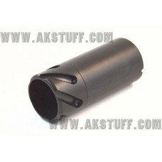 TSS AK-100 flash hider 24x1.5mm RH thread
