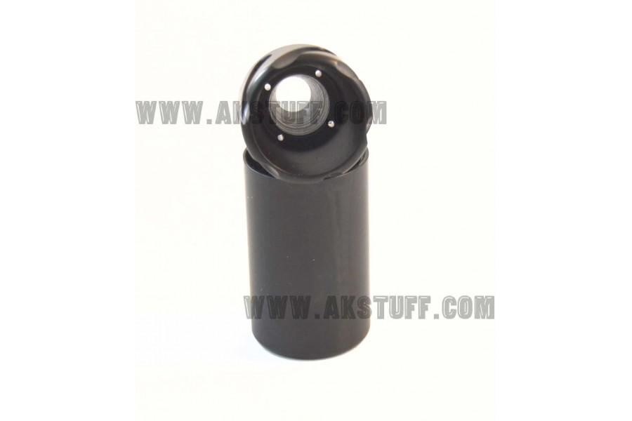 TSS AK-100 flash hider 24x1 5mm RH thread